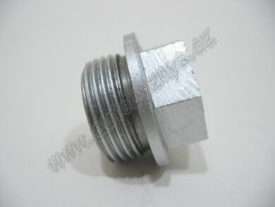 Šroub výpustný převodovky M22x1,5 Skoda/Favorit/Felicia 002301127A(246)
