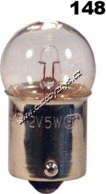 Žárovka 24V 10W BA15s AUTOLAMP(A2065)