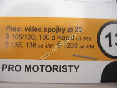 Sada gumiček 1013 ŠKODA ; 199010130(149)