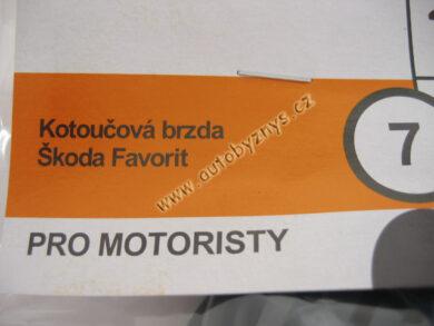 Sada gumiček 1007 FAVORIT ; 199010070(152)