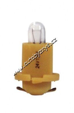 Žárovka 24V 1,2W EBS R ELTA(A5160)