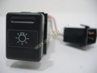 Disconnect switch parking lights FAV 1/93 11/93(1143)