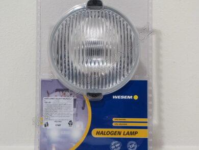 Světlo mlhové kulaté WESSEM 152mm H3 998921060(481)