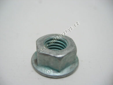 Matice M10 s nákružkem čepu ramane OCTAVIA2; N10332001(2693)