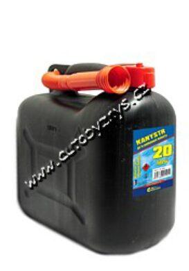 Kanystr plastový 20L 91505(91505)