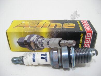 A-Line11 svíčka zap.Brisk DR15YCY-1(9783)