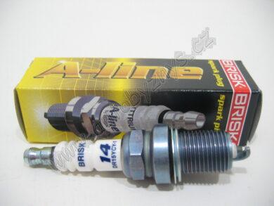 A-Line14 svíčka zap.Brisk DR15YCY-1(9786)