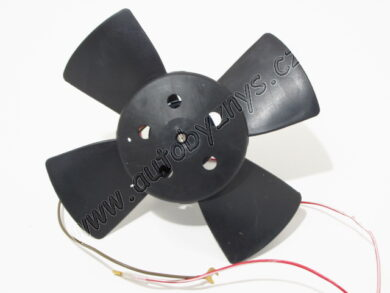 Motor cooling with propeller ŠKODA /FAVORIT - import(900)