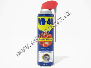 Sprej WD-40 450ml Smart Straw  (10603)