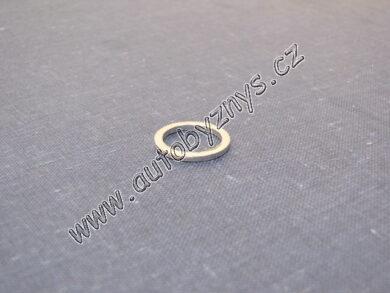 Kroužek těsnící AL 14x18x1,5 čidla zpátečky FAVORIT/FELICIA; 047103677(11256)