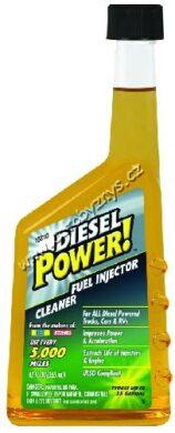 Čistič vstřikovacích trysek DIESEL - Fuel Injector Cleaner 355ml Gold Eagle(14493)