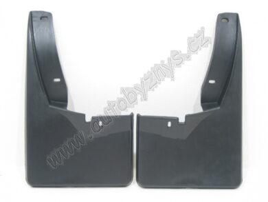 Zástěrky zadní FAVORIT pick-up CZ; 116791393(2439)