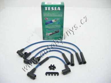 Cable automotive ignition system FEL 1,3 mono-engine management system TESLA -(1390)