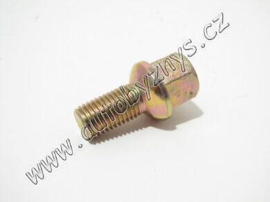 Šroub kola UNI M12x1,5 závit 20mm kulové sedlo(11505)