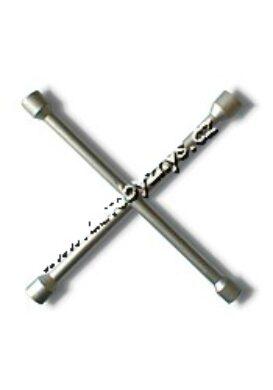 Klíč kola křížový 09410(2467)