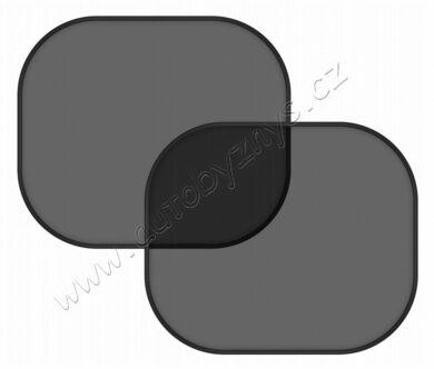 Clona sluneční boční -černá 2ks(2616)