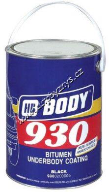 Tmel BODY 930 karosářský 1kg - černý(14012)