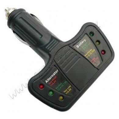 Diagnostika elektronická do zapalovače CAR(15672)