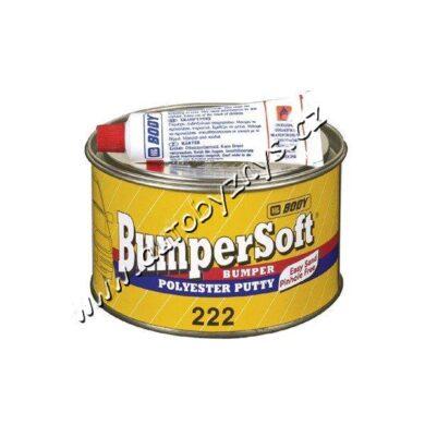 Tmel BODY Bumpersoft 222 na plasty - 250g černý(14040)