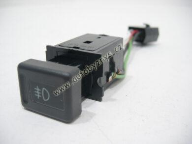 Vypínač mlhovky zadní FAVORIT 8/87-12/92 CZ ; 115939010(2408)