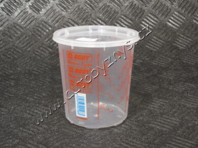 Kelímek míchací 650 ml(14063)