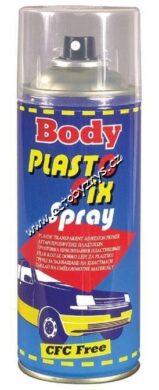 Základ na umělé hmoty 1K BODY 340 Plastofix - sprej 400 ml - transparentní(14088)