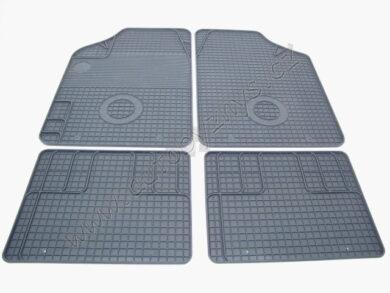 Koberce gumové VARIO 2 - sada 4 dílná přední+zadní(2806)