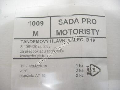 Sada gumiček 1009 M ŠKODA ; 199010091(2855)
