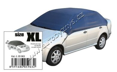 Ochranná plachta na skla velikost XL (292X165X58) NYLON 05963(05963)