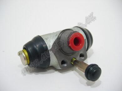 Váleček brzdový Felicia 1.9D/1.6 20,6mm FTE/TRW 6U0611053(3030)