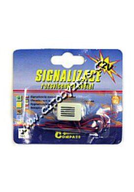 Signalizace zapnutých světel UNI 07301(3108)