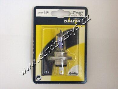 Zárovka 12V H4 CONTRAST+ (sada 2ks)(3118)