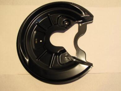 Plech krycí zadní kotoučové brzdy pravý Octavia2/Superb2 DE ; 1K0615612AB(14189)