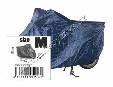 Ochranná plachta na motocykl (M 203x89x122cm) NYLON 05973(05973)