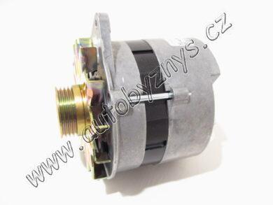 Alternator with belt pulley FAV/FEL 14V/70Ah MAGNETON(1623)