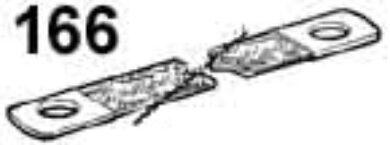 Pásek uzemňovací CU 210x10 otvor 8,4mm(3403)