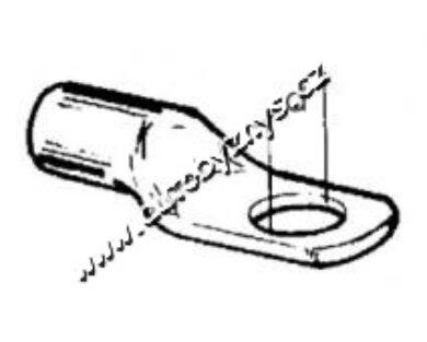 Oko na bateriový kabel 8x10(3441)