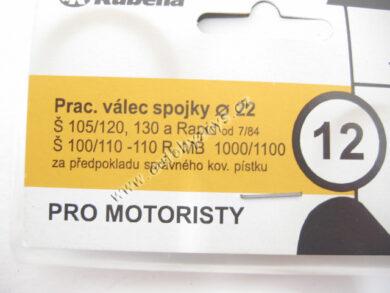 Sada gumiček 1012 ŠKODA ; 199010120(3459)