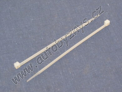 Páska vázací bílá 4,8x280(3498)