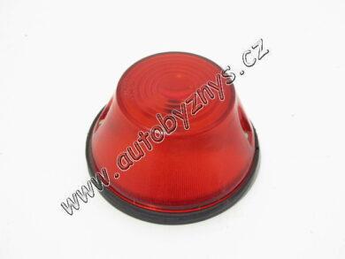 Lampa WE-92 červená(3538)