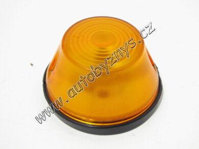 Lampa WE-92 oranžová(3539)