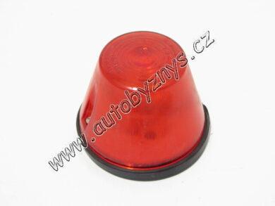 Lampa WE-93 červená(3541)