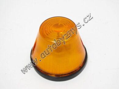 Lampa WE-93 oranžová(3542)