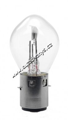 Žárovka 12V 25-25W Ba20d superlight(3565)