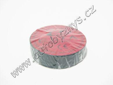 Izolační páska PVC 0,13mm 15x10m zelená(3629)