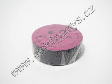 Izolační páska PVC 0,13mm 19x10m černá(3635)