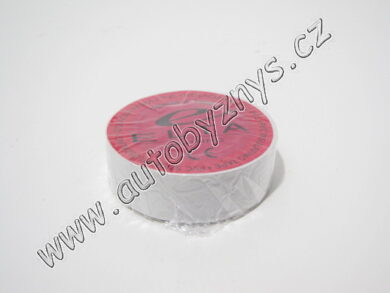 Izolační páska PVC 0,13mm 19x10m bílá(3636)
