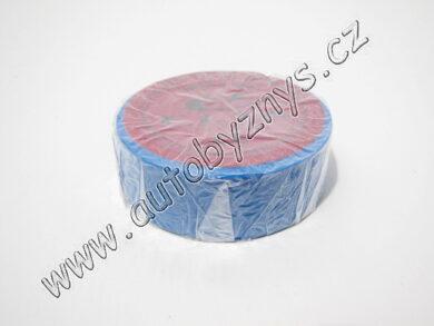 Izolační páska PVC 0,13mm 19x10m modrá(3637)