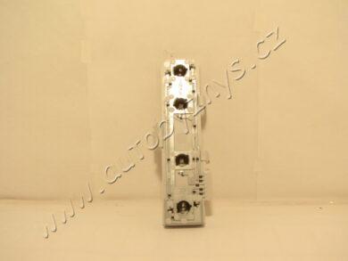 Nosič žárovek levý Octavia2 04-13 limuzína orig. 1Z5945257A(16418)