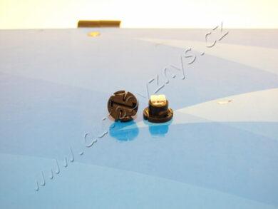 12V 1,2W LED T4,7 čirá(30009)